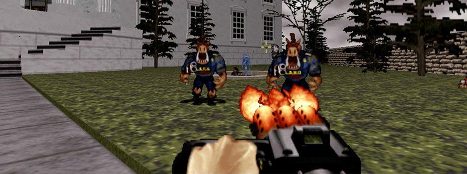 Duke Nukem 3D: Megaton Edition erscheint morgen auf PS Vita und PS3