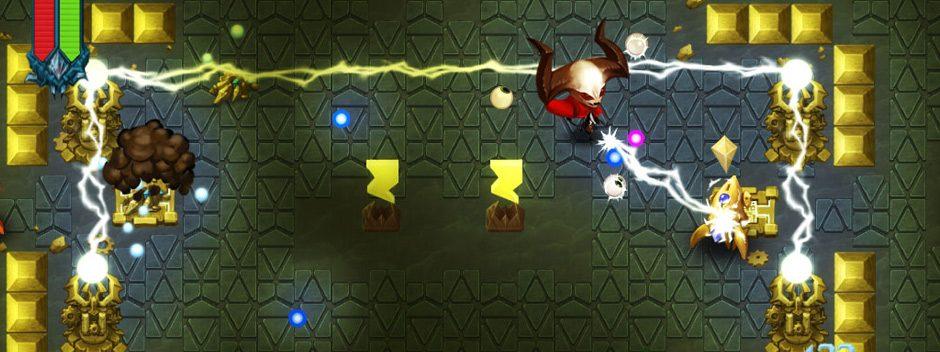 Im kommenden PS4-Abenteuer Rack'N'Ruin seid ihr der Bösewicht