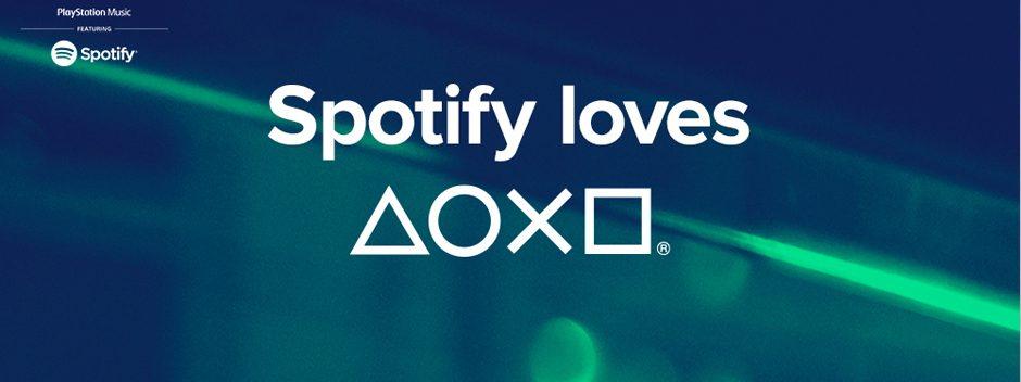 Das hörte die PlayStation Nation 2016 bei Spotify auf PlayStation