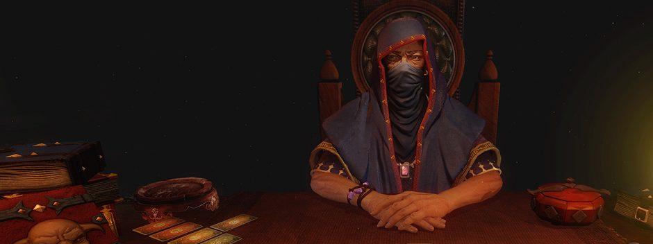Was erwartet euch ab morgen in Hand of Fate auf PS4?