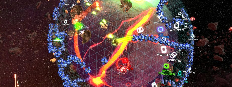 Super Stardust Ultra erscheint nächste Woche für PS4