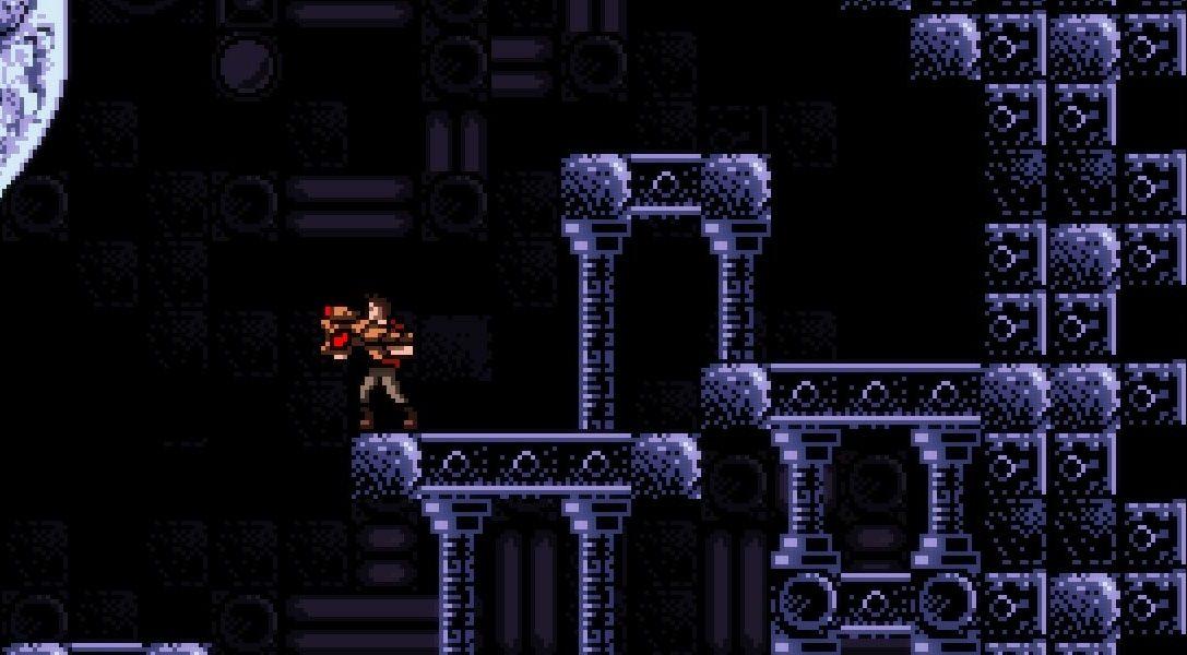 Axiom Verge erscheint am 1. April auf PS4; neue Power-ups im Detail