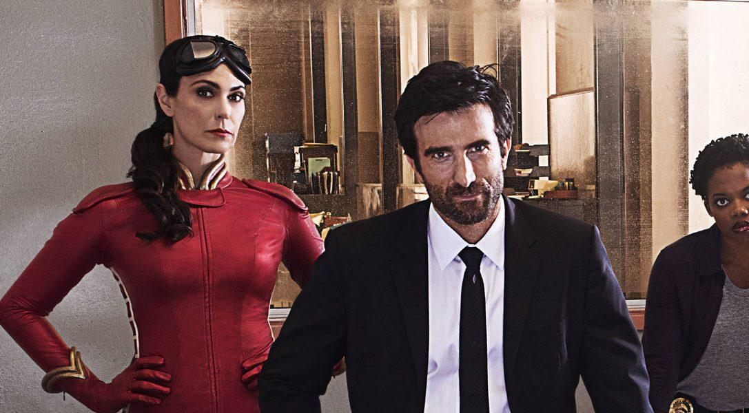Superhelden TV Serie Powers erscheint bald in der PAL Region