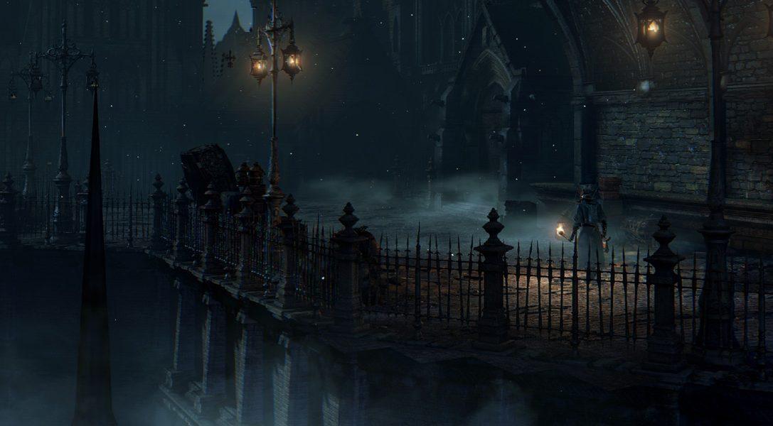 Neues Video offenbart die jenseitige Musik von Bloodborne