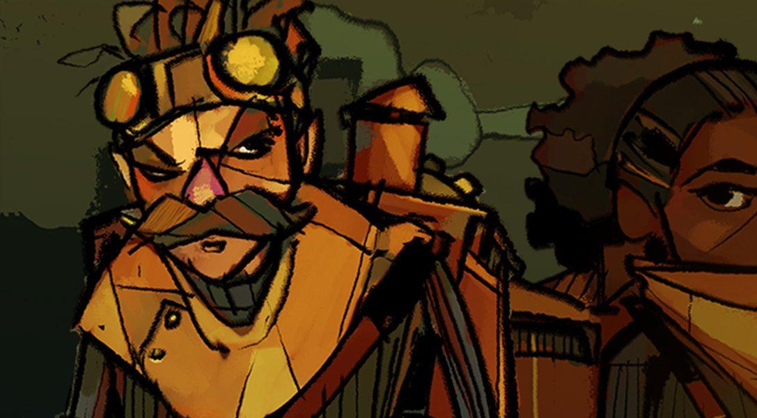 Cyber-Verbrechen-Spiel im Steampunk-Stil The Swindle für PS4, PS3 und PS Vita angekündigt