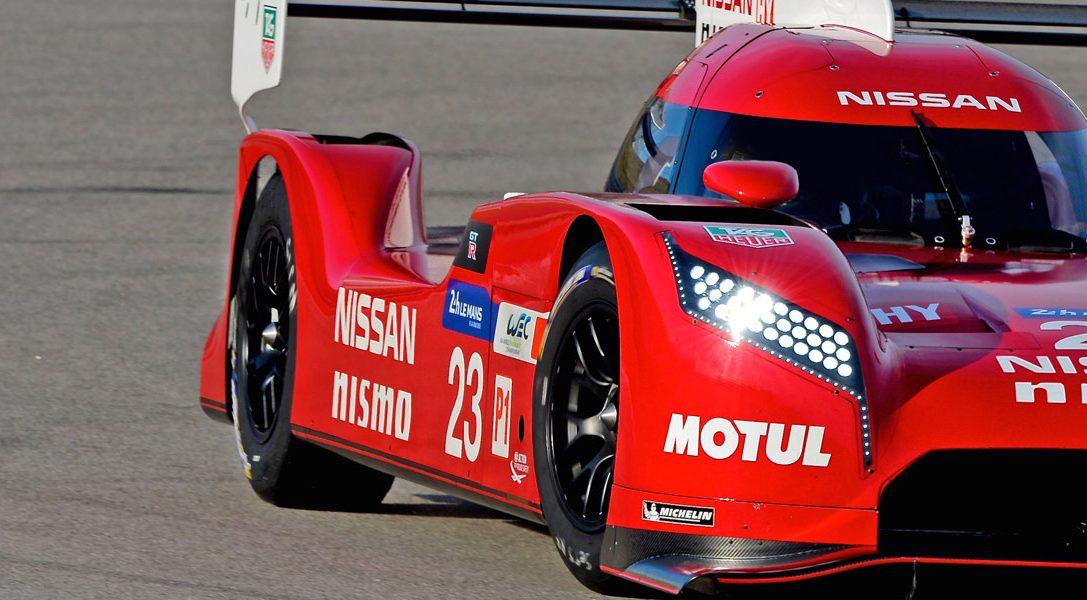 GT Academy Gewinner fahren für Nissan beim diesjährigen 24-Stunden-Rennen von Le Mans