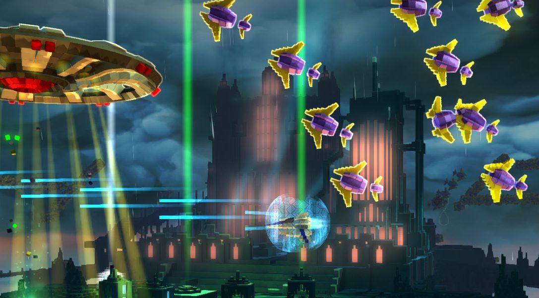 RESOGUN: Defenders ballert sich am 18. Februar auf PlayStation 4