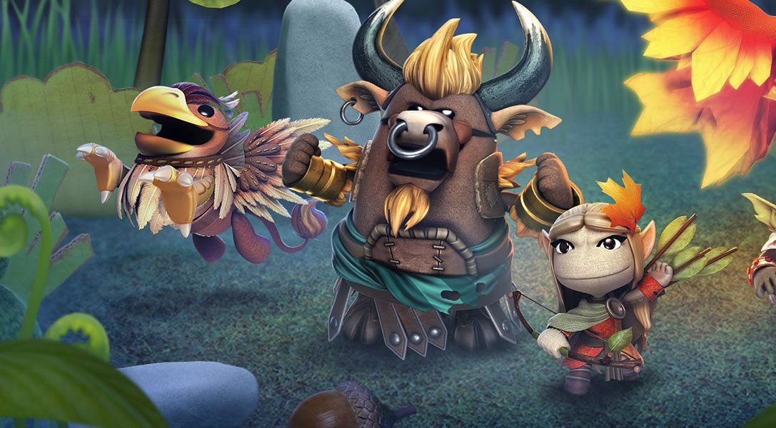 LittleBigPlanet 3 hält diese Woche einen ganzen Sack neuer DLCs bereit