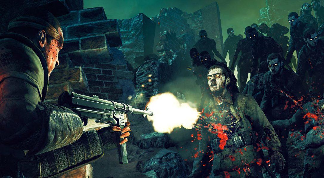 Die Zombie Army Trilogy marschiert im März auf PS4