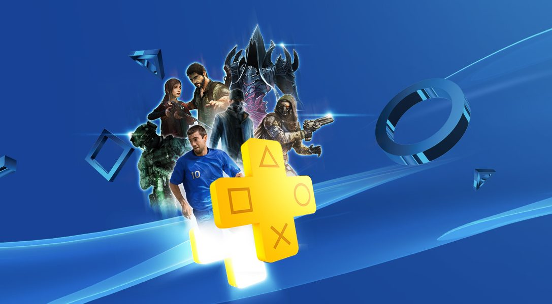 Die neue PlayStation Plus-Seite mit exklusiven Gewinnspielen