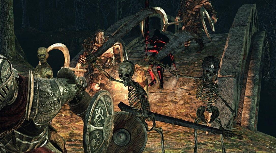 Wie sich Dark Souls II: Scholar of the First Sin auf PS4 spielt