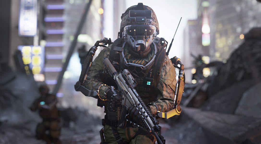 Erscheinungsdatum für Call of Duty: Advanced Warfare-DLC bestätigt