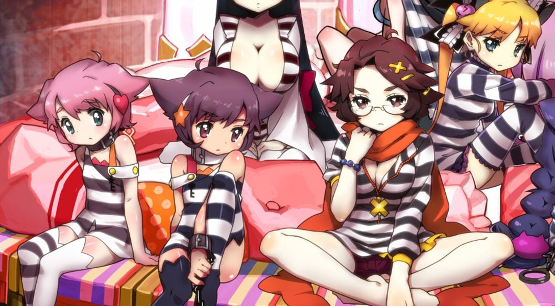 Criminal Girls: Invite Only bietet ab dieser Woche eine neue Art der japanischen Rollenspiele auf PS Vita