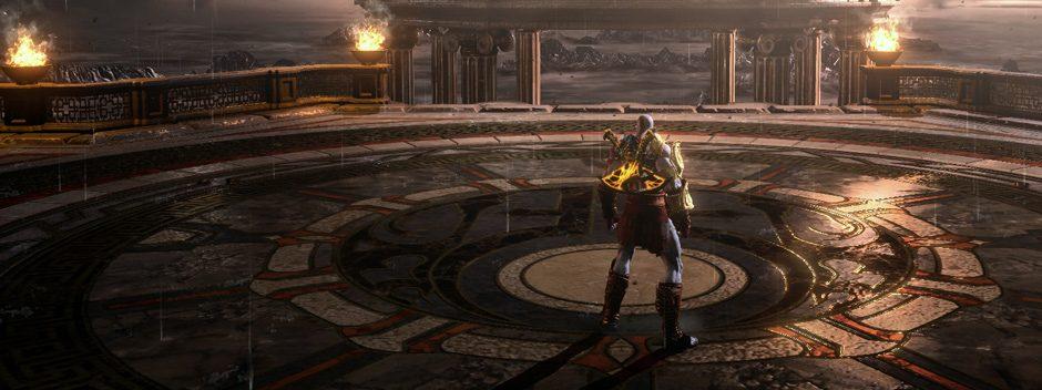 God of War III Remastered erscheint diesen Juli für PS4