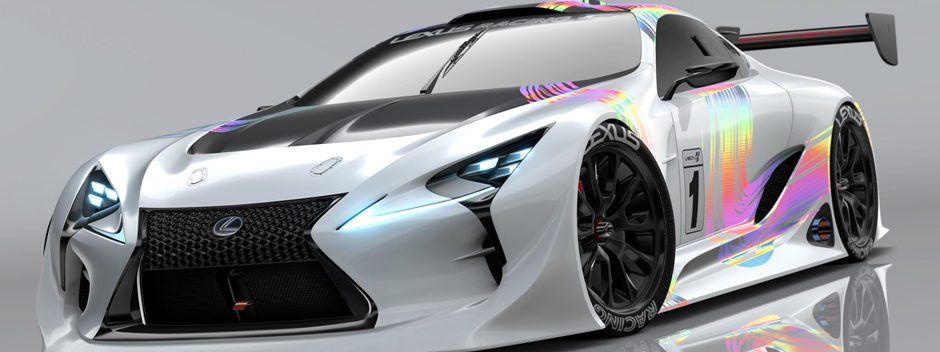 Gran Turismo 6-Aktualisierung fügt heute drei neue Vision GT-Autos hinzu