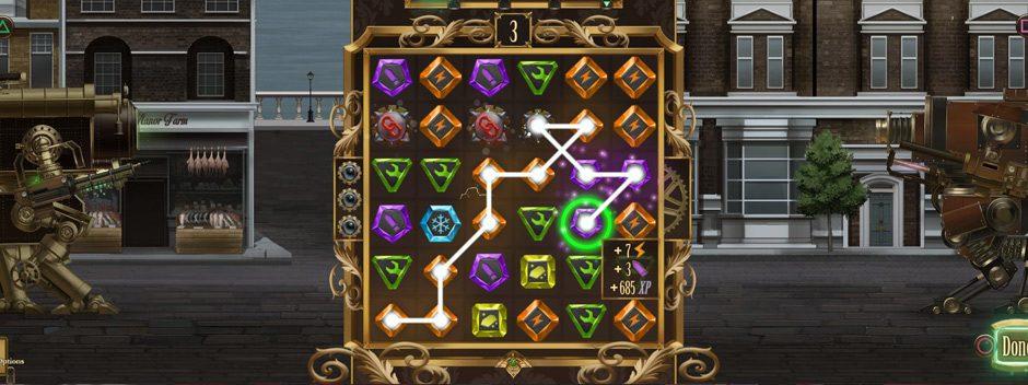 Steampunk Puzzler Ironcast für PS4 angekündigt