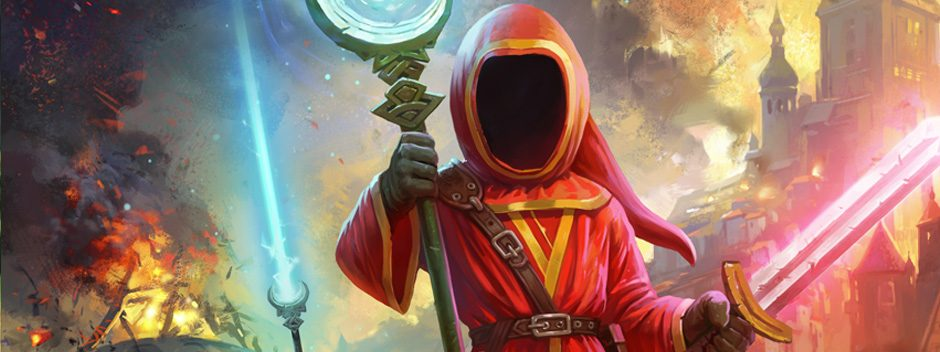 Wirkt Wunder im kommenden PS4-Fantasy-Action Magicka 2