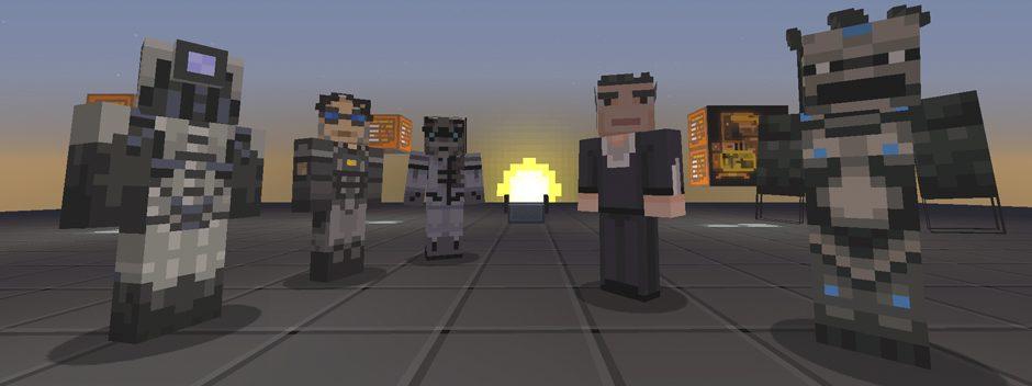 Neuer Minecraft-DLC erscheint diese Woche auf PS3, PS4 und PS Vita