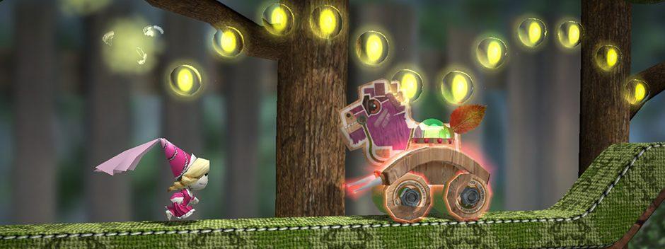 Run Sackboy! Run! erscheint diese Woche auf PS Vita