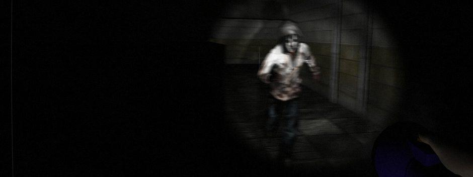 Slender: The Arrival schleicht sich morgen auf PS4