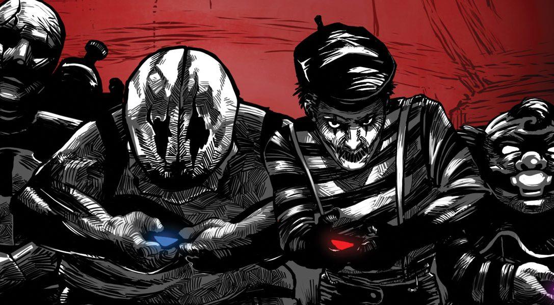 Partyspiel mit Horror-Thematik Brawl für PS4 angekündigt