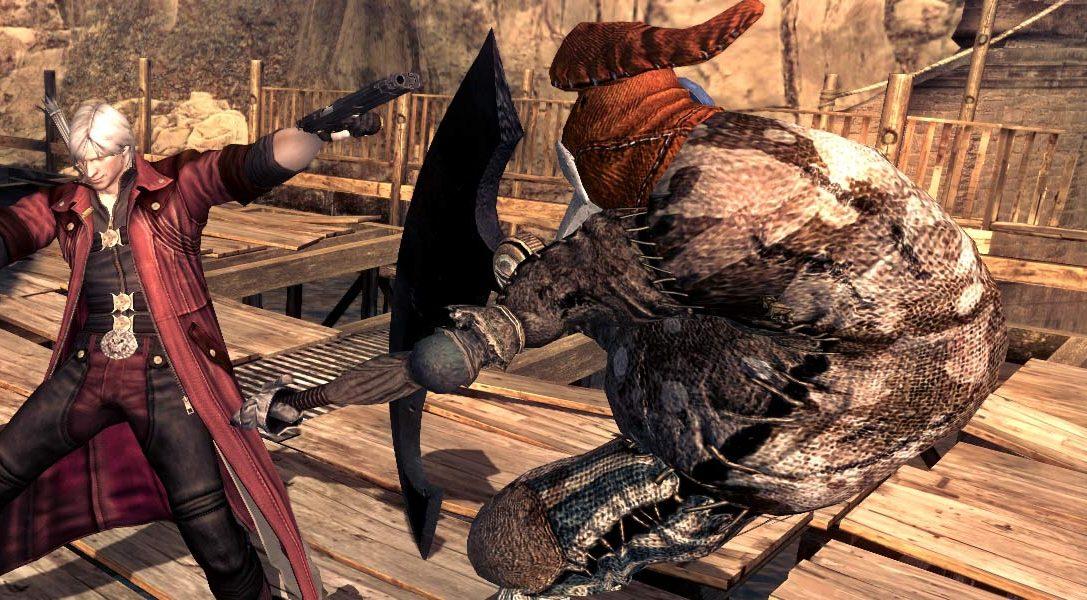 Neuer Trailer zur Devil May Cry 4 Special Edition zeigt brandneue Spielfunktionen