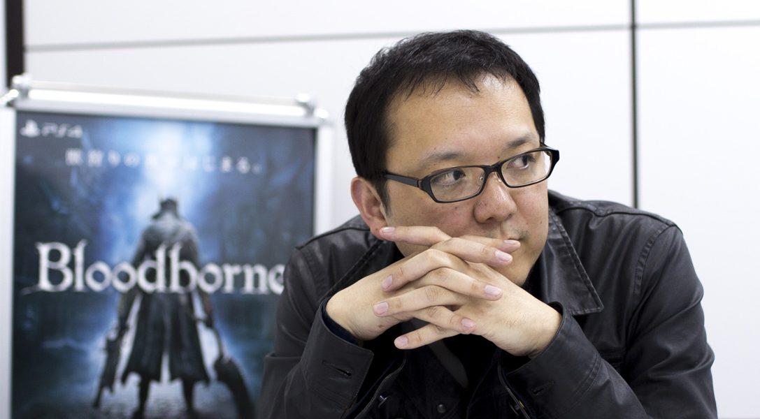 Ein Gespräch mit dem Bloodborne-Schöpfer Hidetaka Miyazaki