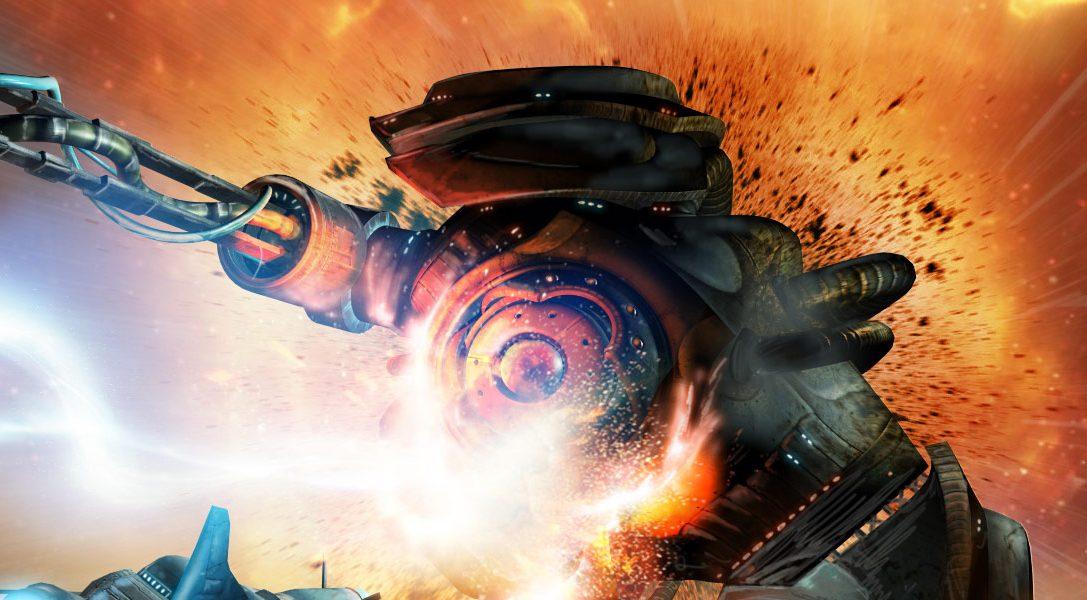 Söldner-X 2: Final Prototype landet diese Woche auf PS Vita