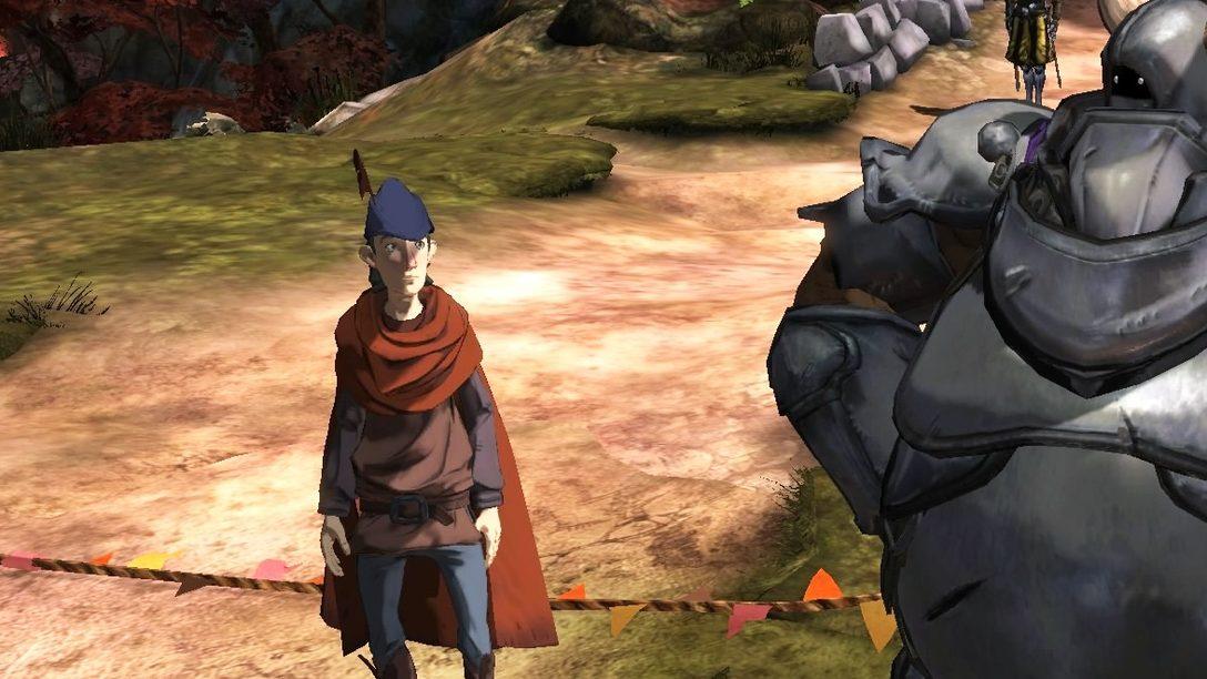 Eine Legende leben: King's Quest auf PS4