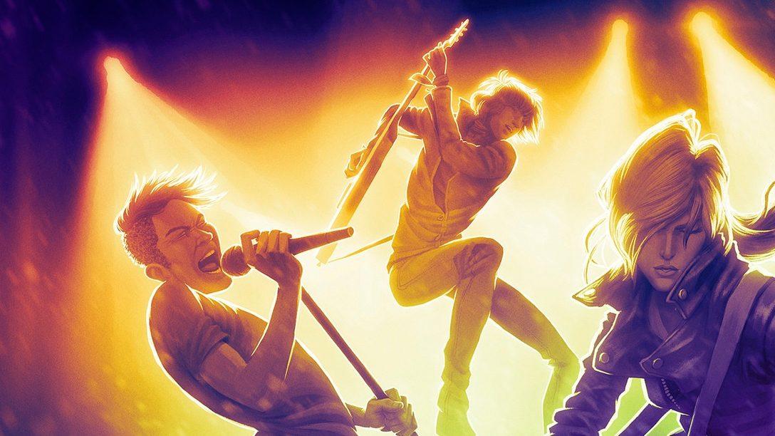 Rock Band 4 erscheint 2015 auf PS4