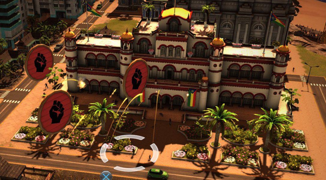 Viva El Presidente! Tropico 5 erscheint am 24. April auf PS4!