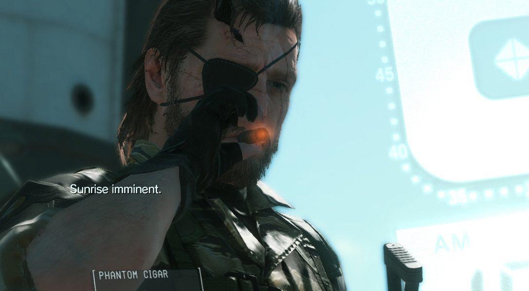 Metal Gear Solid V: The Phantom Pain – Veröffentlichungstermin und Collector's Edition enthüllt