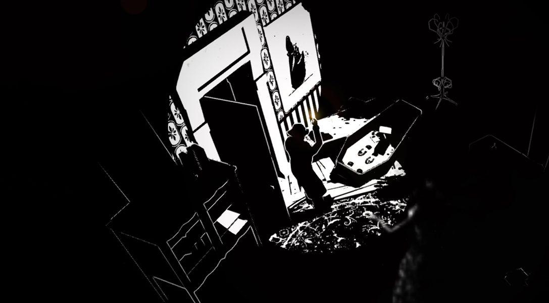 Das stylische Survival-Horror-Spiel White Night erscheint diese Woche für PS4