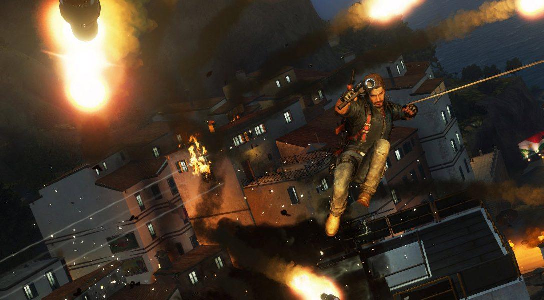 Seht euch jetzt den ersten Gameplay-Trailer zu Just Cause 3 an