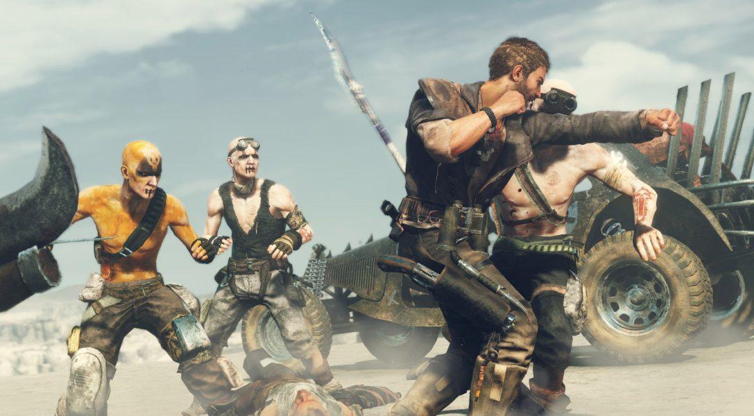 Gameplay-Trailer zeigt neue Szenen aus Mad Max für PS4