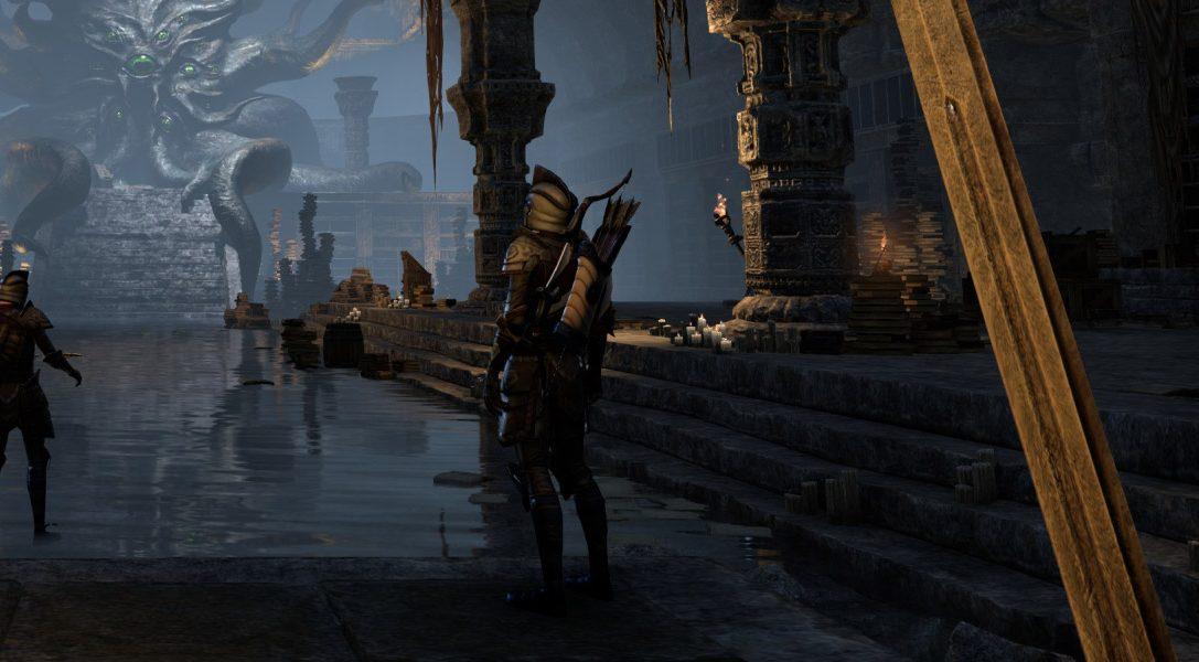 The Elder Scrolls Online: Tamriel Unlimited – PS4-Beta startet morgen