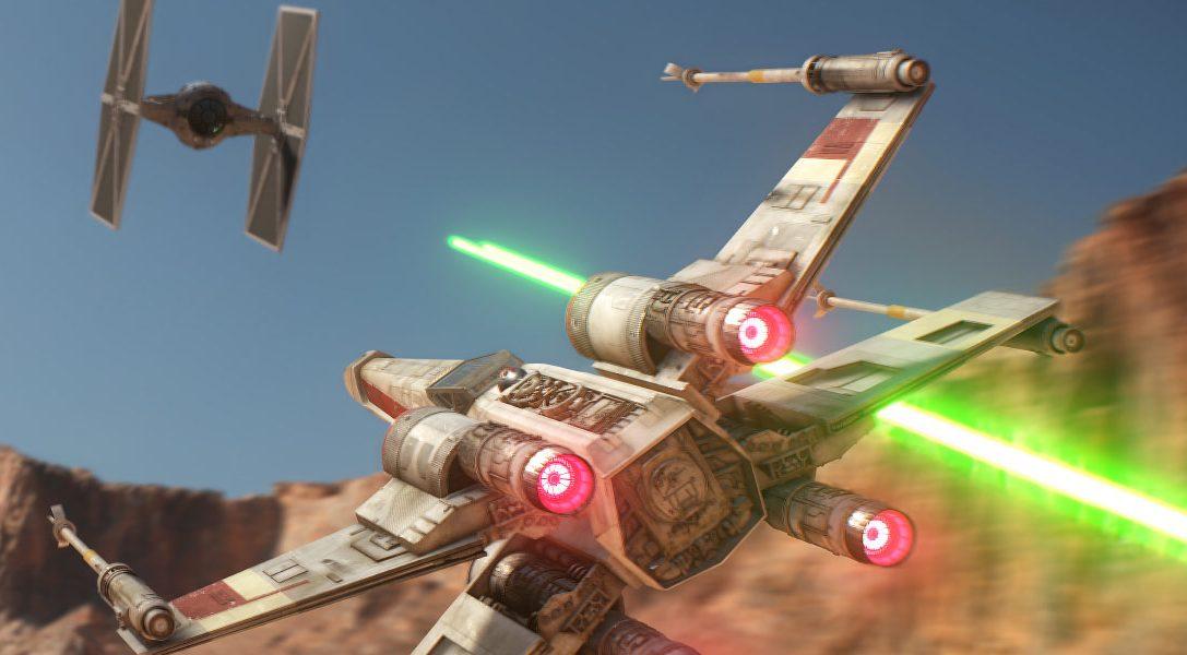 Star Wars Battlefront auf PS4: Neue Details vom Star Wars-Event