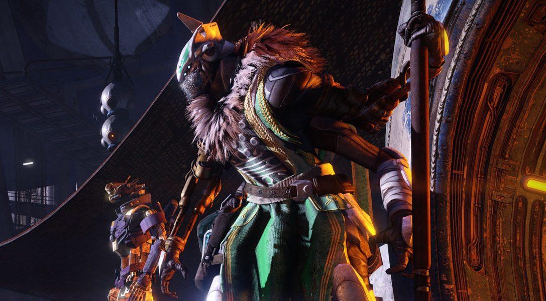 Neue Details zu Destiny: Haus der Wölfe
