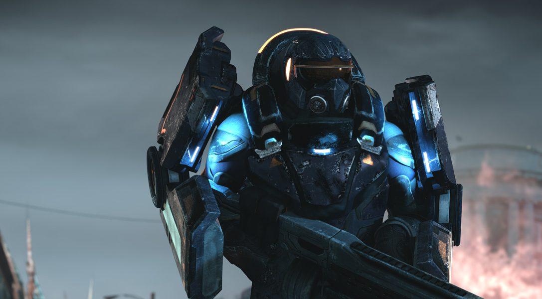 Alienation-Screens und Gameplay-Details veröffentlicht