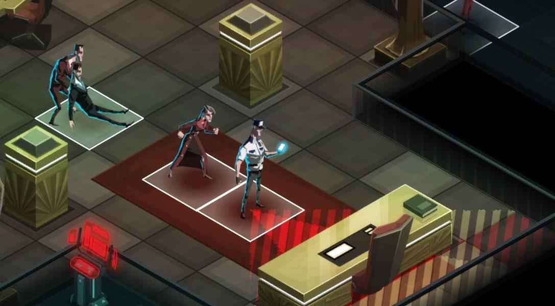 Invisible, Inc. vom Don't Starve-Team erscheint bald für PS4