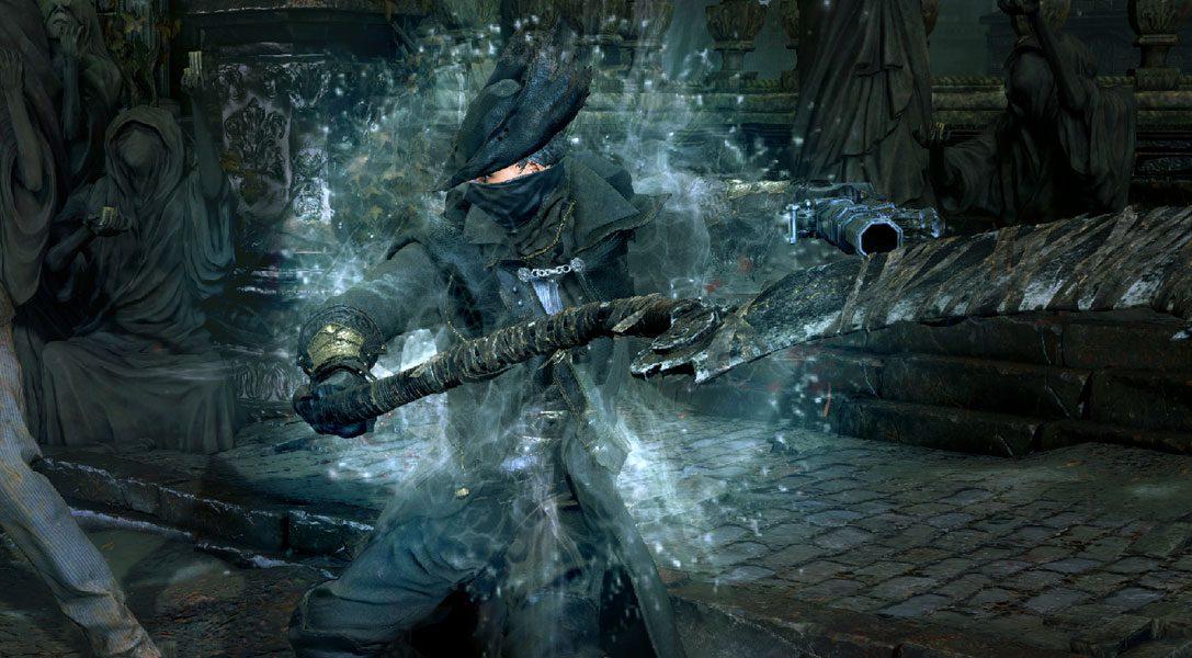 Neue Bloodborne-Aktualisierung reduziert Ladezeiten und verbessert die Leistung