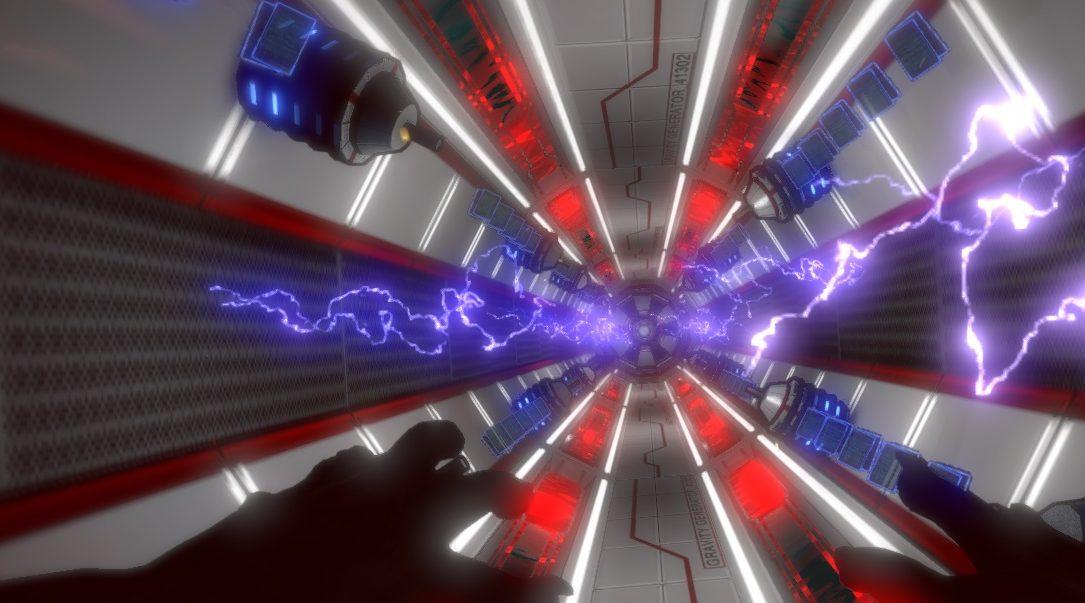 Infinity Runner erscheint am 22. April auf PS4