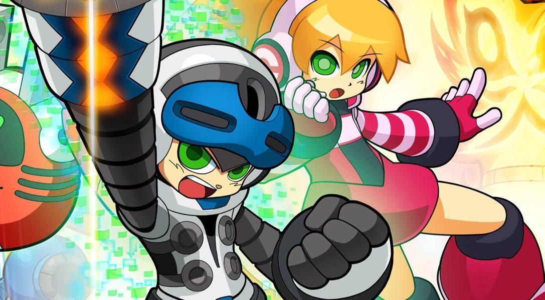 Mighty No. 9: Erscheinungsdatum für PS4, PS3 und PS Vita bestätigt