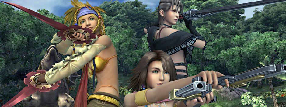 Final Fantasy X/X-2 HD Remaster erscheint diese Woche für PS4