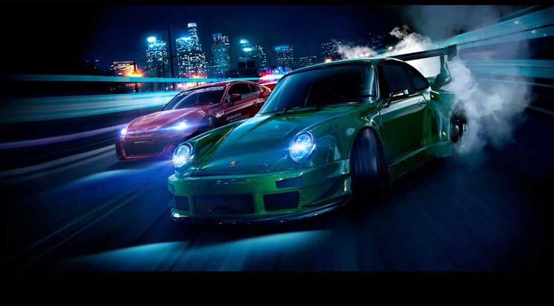 Need for Speed kehrt diesen Herbst auf PlayStation 4 zurück