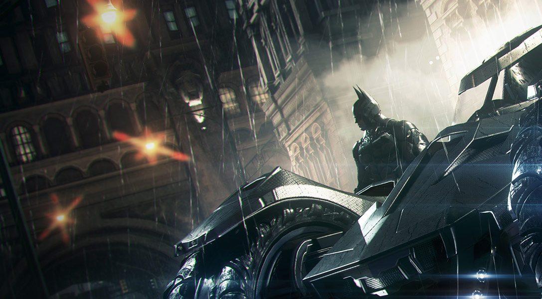 Der Live-Action Trailer von Batman: Arkham Knight feiert sein Debüt