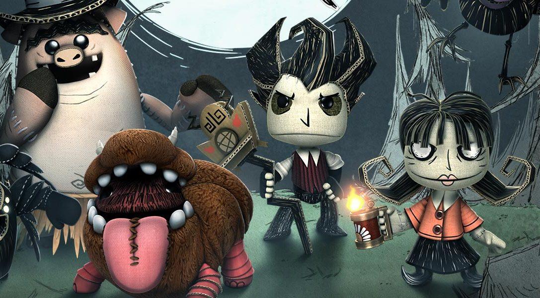 Velocity 2X, Octodad, Thomas Was Alone & Don't Starve treffen auf LittleBigPlanet 3
