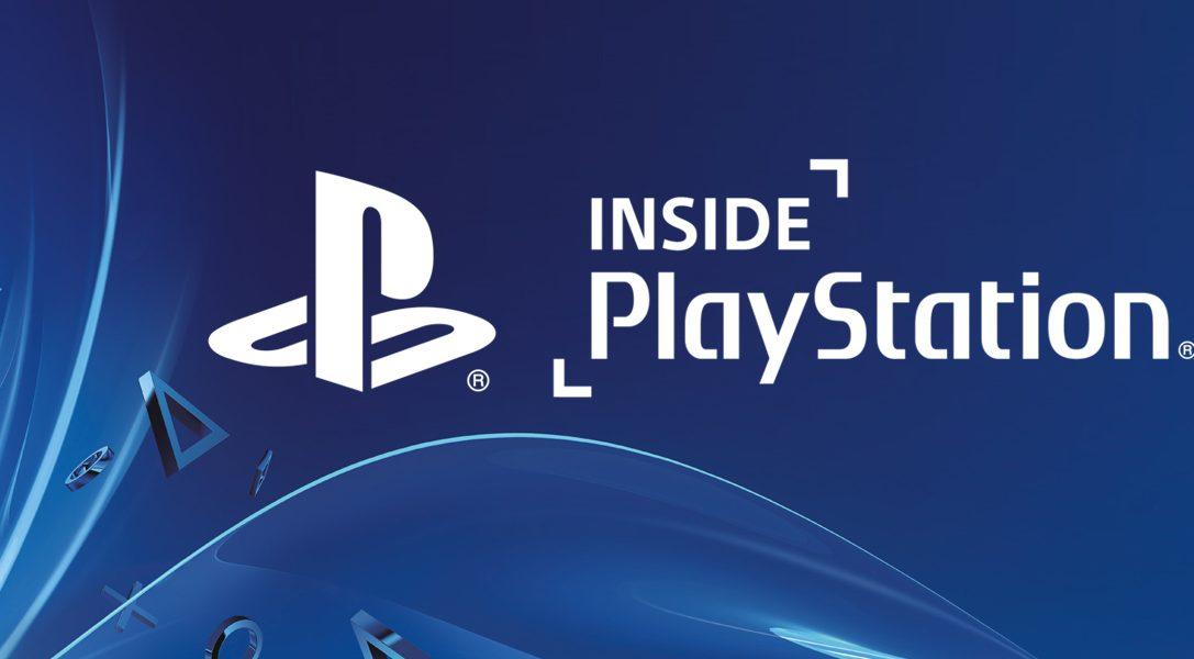 Bereit für Inside PlayStation?