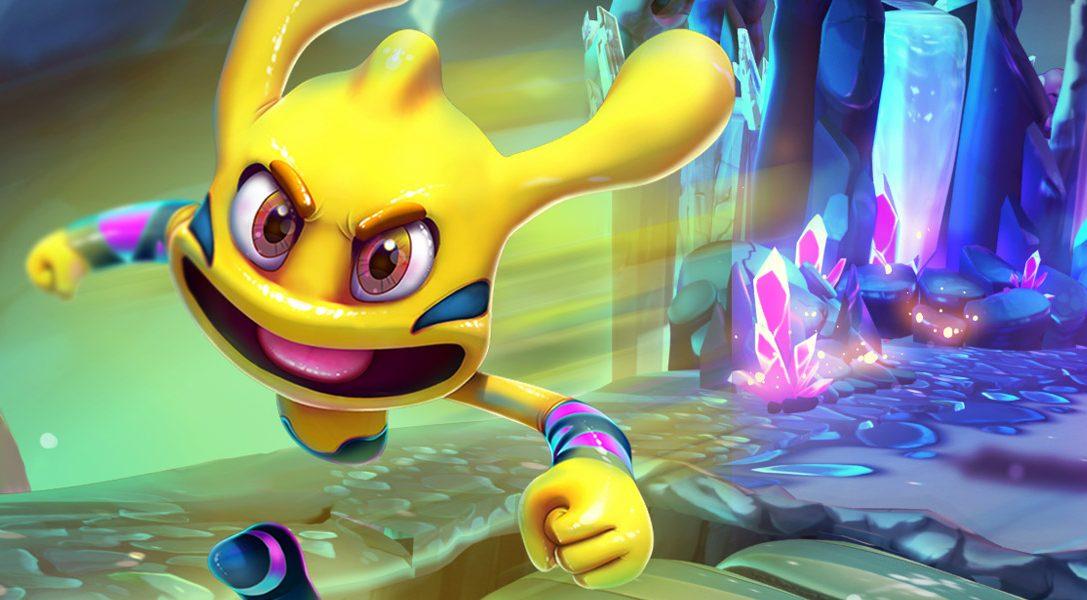 Testet eure Reflexe in Color Guardians – diese Woche erhältlich für PS4 und PS Vita