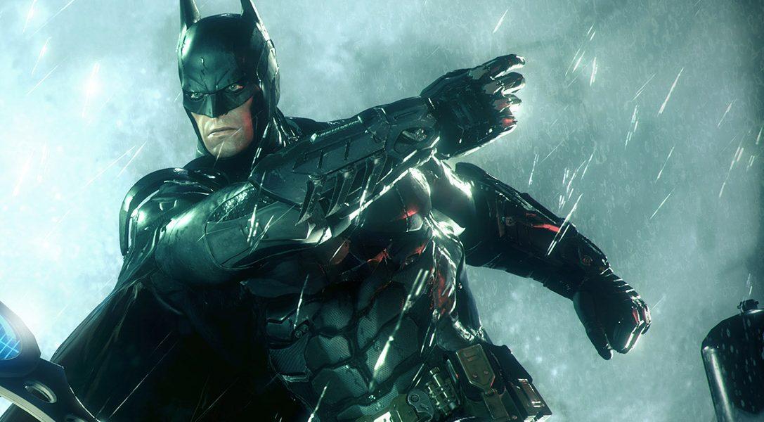 Die Batman: Arkham Knight – Arkham Insider-Videoreihe startet heute